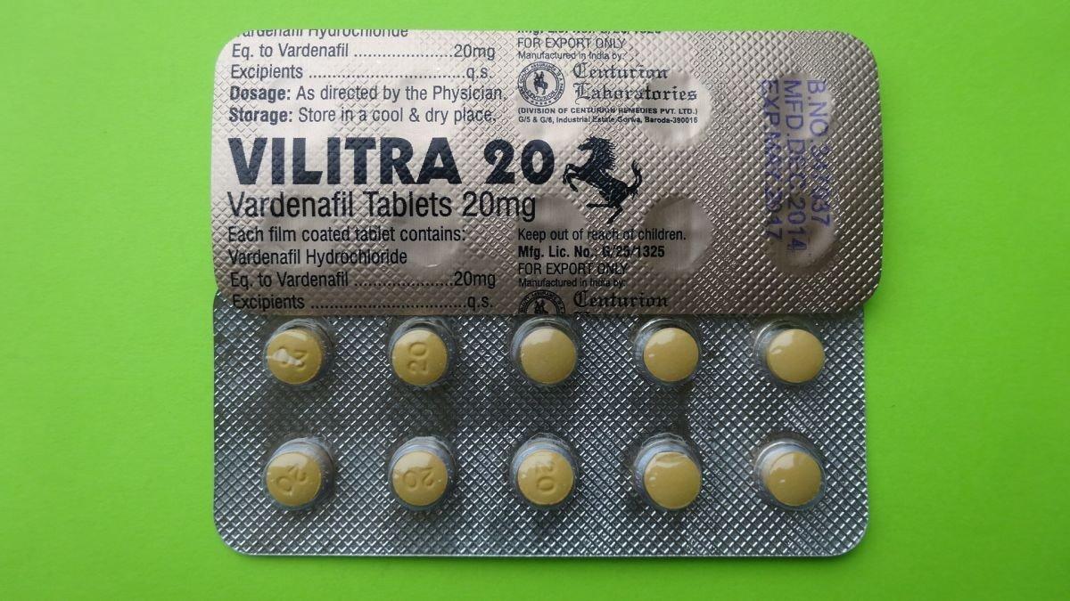 Отзывы о препарате Левитра